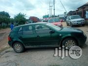 Clean Volkswagen Golf 4 2002 Green | Cars for sale in Lagos State, Amuwo-Odofin