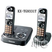 2pieces Of Cordless Answering System Panasonic Handset 6-expandable | Audio & Music Equipment for sale in Lagos State, Ikeja