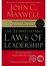21 Irrefutable Laws of Leadership by John Maxwell | Books & Games for sale in Lagos State