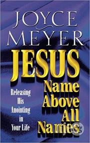 Jesus: Name Above All Names By Joyce Meyer | Books & Games for sale in Lagos State, Ikeja