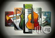 Musical Paintings Hand Painted | Arts & Crafts for sale in Lagos State, Lagos Mainland