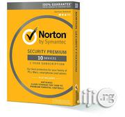 Norton Antivirus And Internet Security 10 User | Software for sale in Lagos State, Ikeja