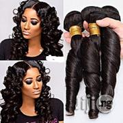 Hair Brazillian Romance Curls Human Hair - COL.1b/ 6bundles | Hair Beauty for sale in Lagos State, Lagos Island
