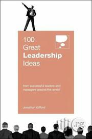 100 Great Leadership Ideas : From Successful By Jonathan Gifford | Books & Games for sale in Lagos State