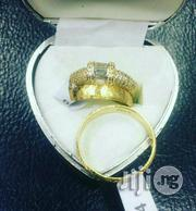 18 Karat Gold Plated Wedding Set | Wedding Wear for sale in Lagos State, Surulere