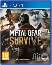 Metal Gear Survive - PS4 | Video Game Consoles for sale in Lagos State, Surulere