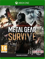Metal Gear Survive - Xbox One | Video Game Consoles for sale in Lagos State, Surulere