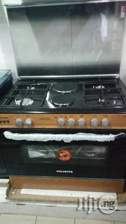 POLYSTAR GAS COOKER ( 4gas, 2electric Burner )   Kitchen Appliances for sale in Lagos State, Ojo