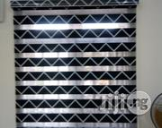 The Zebra Black Day And Night Window Blinds   Home Accessories for sale in Lagos State, Yaba