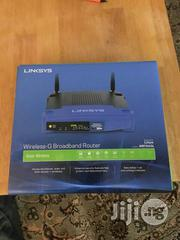 Linksys Wireless- G Broadband Router Model No:WRT54GL | Networking Products for sale in Lagos State, Ikeja