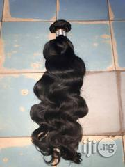 Generic Generic Brazilian Hair Bundles With Closure Brazilain Body Wav | Hair Beauty for sale in Lagos State, Lagos Island