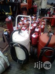 Refilling And Servicing Of Fire Extinguishers | Safety Equipment for sale in Lagos State, Lagos Mainland