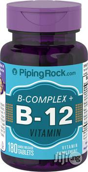 Vitamin B12 And B-complex For Tiredness And Nerve Pains | Vitamins & Supplements for sale in Lagos State, Victoria Island