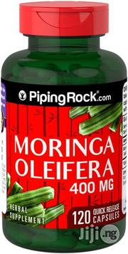 Moringa For Cancer Prevention, Anti-ageing, Diabetes, Ulcers And More | Vitamins & Supplements for sale in Lagos State, Victoria Island