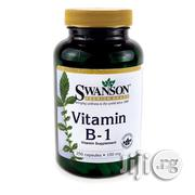 Vitamin B1 (Thiamine) for Boosting Energy, Nerve and Heart Health | Vitamins & Supplements for sale in Lagos State, Victoria Island