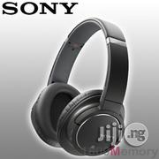 Sony Mdr-zx770bn Wireless And Noise Cancelling Headphones - Black | Headphones for sale in Lagos State, Lagos Mainland