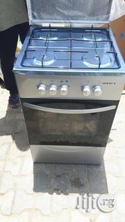 Brand New Maxi 50±50 4 Burnner All Gas. With Oven | Kitchen Appliances for sale in Lagos State, Ojo