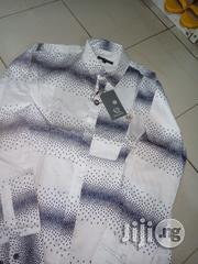 Italian Men Designer Long and Short Sleeve Shirts | Clothing for sale in Lagos State, Surulere