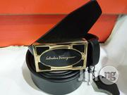 Salvatore Freagamo Leather Belt   Clothing Accessories for sale in Lagos State, Lagos Mainland