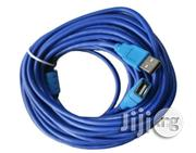 Usb Extender Cable Blue Color | Computer Accessories  for sale in Lagos State, Ikeja