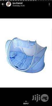 Baby Foldable Mobile Bed With Net   Children's Gear & Safety for sale in Lagos State, Ikeja