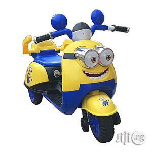 Baby Tricycle - Minion