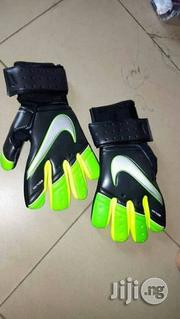 Nike Proffestional Keeper Gloves   Sports Equipment for sale in Lagos State, Ikeja