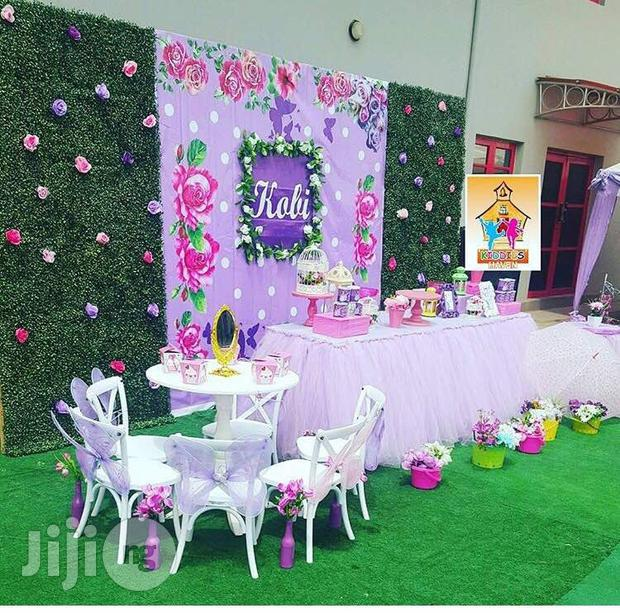 Classy Children Birthday Party Package