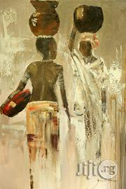 African Women Paintings Hand Painted | Arts & Crafts for sale in Cross River State, Calabar-Municipal