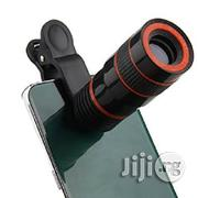 Mobile Phone Telescope - 8x Optical Zoom Lens For Smartphones | Accessories & Supplies for Electronics for sale in Lagos State
