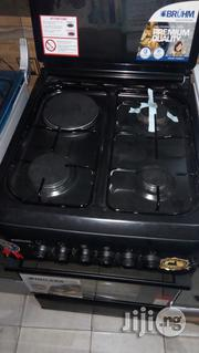 Bruhm Standing Gas Cooker With Oven | Kitchen Appliances for sale in Lagos State, Ojo