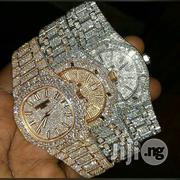 Patek Philippe Full Stud Diamond Wristwatches | Watches for sale in Lagos State, Ojo
