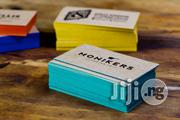 Branded Colored Edge Business Cards | Stationery for sale in Lagos State, Lagos Mainland