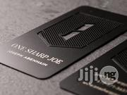 Metal Business Cards For Super Companies And Individuals | Stationery for sale in Lagos State, Lagos Mainland