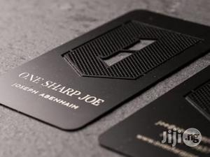 Metal Business Cards For Super Companies And Individuals