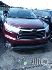 Tokunbo Toyota Highlander 2015 Brown | Cars for sale in Lagos State, Apapa