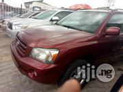 Toyota Highlander Limited V6 2005 Red | Cars for sale in Oyo State, Ibadan