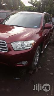 Toyota Highlander 2008 Red | Cars for sale in Lagos State, Lagos Mainland