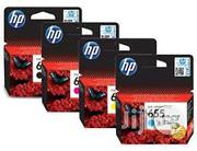 HP 655 Printer Cartridge Ink Set - Ink Advantage | Accessories & Supplies for Electronics for sale in Lagos State, Ikeja