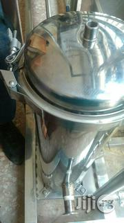 Foreign Stainless Treatment Tank | Manufacturing Services for sale in Abuja (FCT) State, Garki 1