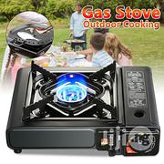 Portable Camping And Outdoor Gas Cooker With Free Gas Filled Cartridge   Camping Gear for sale in Lagos State, Lagos Island