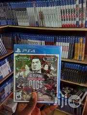 PS4 Sleeping Dogs | Video Game Consoles for sale in Lagos State, Lagos Mainland