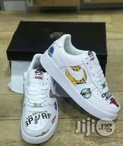 Nike Supreme Air Force One Sneakers New | Shoes for sale in Lagos State, Ojo