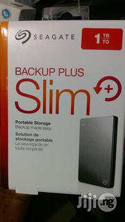 Seagate Backup Plus Slim Hard Drive1tb | Computer Accessories  for sale in Lagos State, Ikeja
