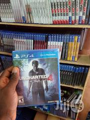 PS4 Uncharted 4: A Thief's End | Video Games for sale in Lagos State, Lagos Mainland