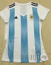 Argentina Woman Jersey For Worldcup   Clothing for sale in Lagos State, Ikeja