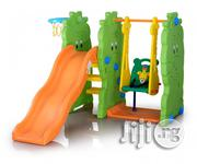 Kids Swing, Slide And Basketball Net (Wholesale And Retail)   Toys for sale in Lagos State, Lagos Mainland