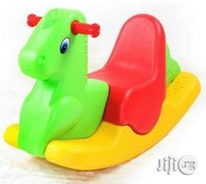 Multicolored Rocking Horse (Wholesale And Retail)