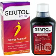 Geritol Liquid Blood Tonic With Iron and B-Vitamins for Energy Support | Vitamins & Supplements for sale in Lagos State, Victoria Island