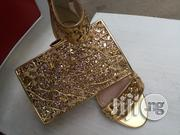 Italian Sandals And Clutch | Bags for sale in Lagos State, Lagos Island